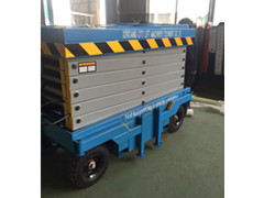 hydraulic working platform