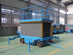 manual hydraulic lift